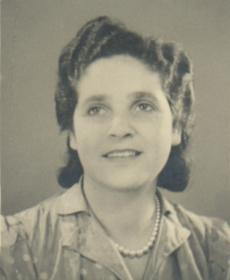 Ilse Adler, 1940