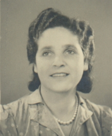 Isle Adler, 1940