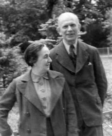Margarethe und Richard Berger, 1938