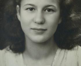 Ingeborg Brüll, 1940