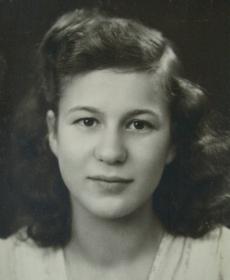 Ingeborg Brüll, 1936