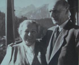 Julie und Rudolf Brüll, Seefeld
