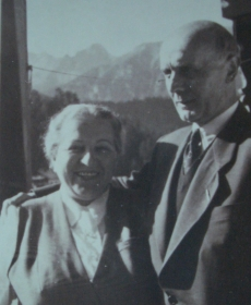 Julie and Rudolf Brüll, Seefeld