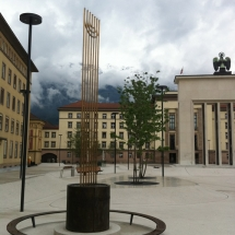 Eduard-Wallnoefer-Platz_Menorah_e