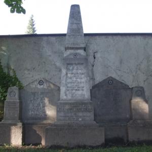 Jewish Cemetery Chewra Kadischa