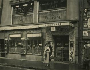 Maria-Theresien-Strasse_Café-Schindler_19380415_c-Niko-Hofinger_e