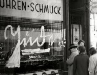 Juweliergeschäft Leopold Fuchs, Museumstrasse 6, 1938
